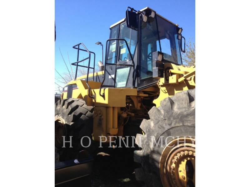CATERPILLAR WHEEL LOADERS/INTEGRATED TOOLCARRIERS 980G equipment  photo 9