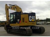 CATERPILLAR KETTEN-HYDRAULIKBAGGER 335FLTHUMB equipment  photo 3