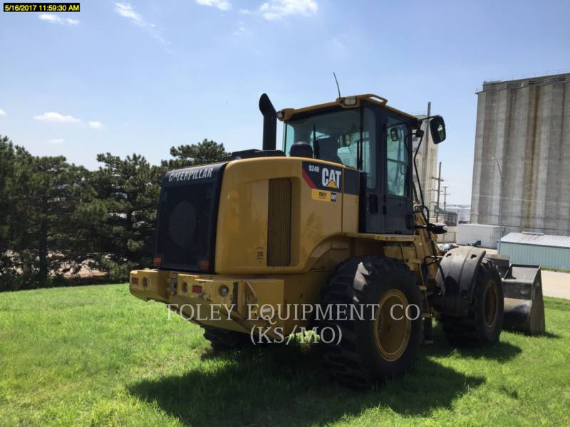 CATERPILLAR WHEEL LOADERS/INTEGRATED TOOLCARRIERS 924HHL equipment  photo 3
