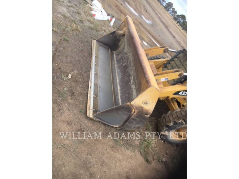 CATERPILLAR BACKHOE LOADERS 432E equipment  photo 5