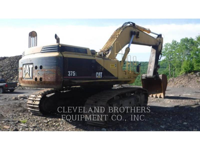 CATERPILLAR EXCAVADORAS DE CADENAS 375L equipment  photo 3