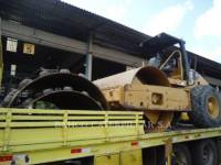 CATERPILLAR VIBRATORY SINGLE DRUM SMOOTH CS-533E equipment  photo 2