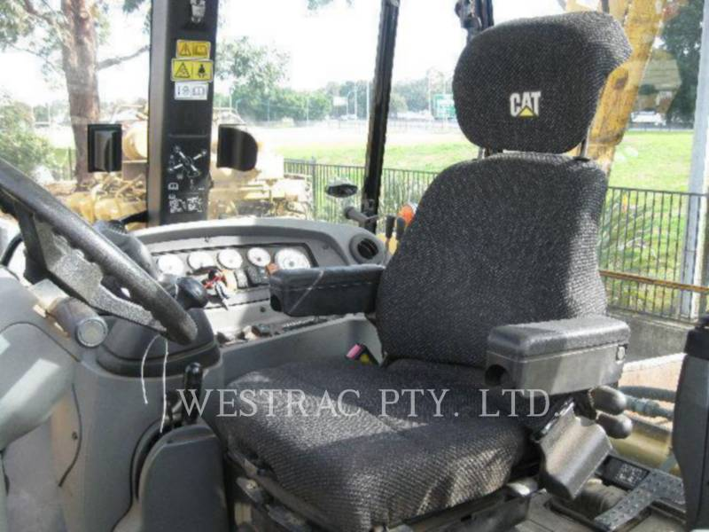 CATERPILLAR CHARGEUSES-PELLETEUSES 432D equipment  photo 5