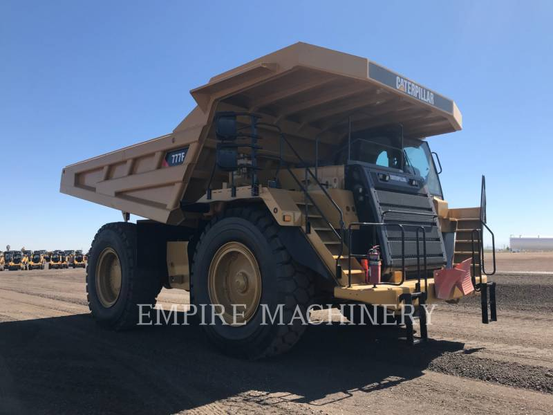 CATERPILLAR DUMPER A TELAIO RIGIDO 777F equipment  photo 13