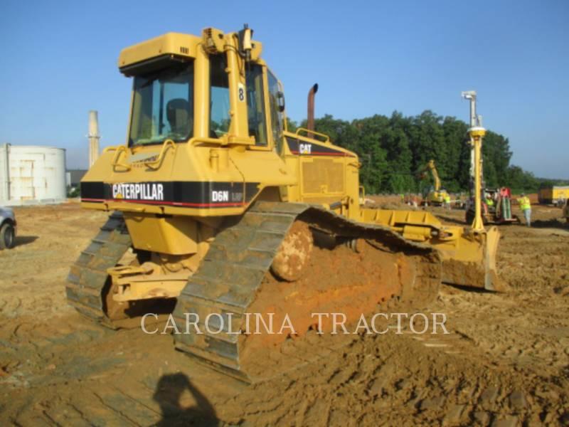 Caterpillar TRACTOARE CU ŞENILE D6N CB LGP equipment  photo 4