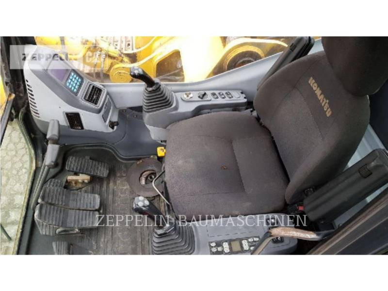 KOMATSU LTD. KETTEN-HYDRAULIKBAGGER PC340NLC equipment  photo 23