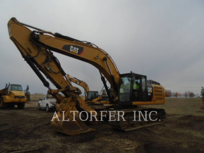 CATERPILLAR TRACK EXCAVATORS 336EL TH equipment  photo 4