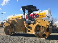 CATERPILLAR TANDEMVIBRATIONSWALZE, ASPHALT CB64 equipment  photo 3