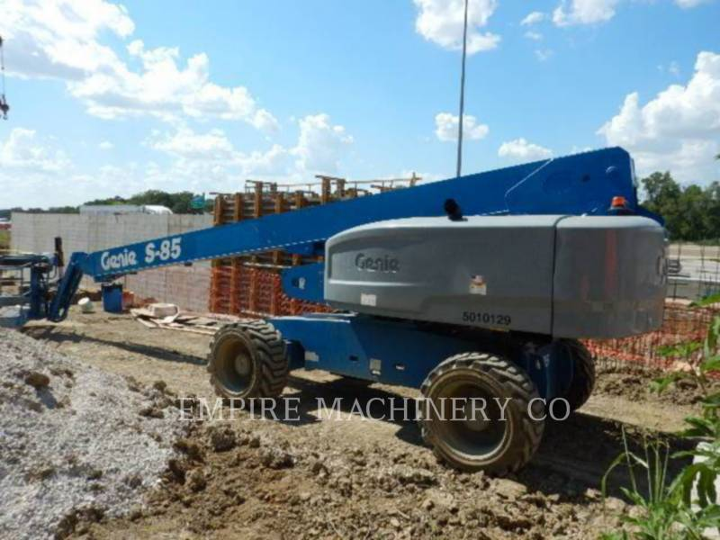 GENIE INDUSTRIES EQUIPO VARIADO / OTRO S-85 equipment  photo 2