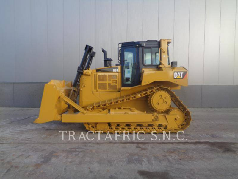 CATERPILLAR KETTENDOZER D6R equipment  photo 5