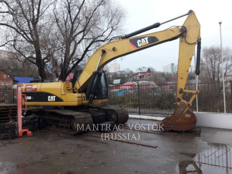 CATERPILLAR EXCAVADORAS DE CADENAS 320 D L equipment  photo 3