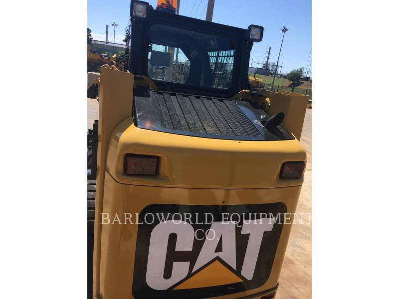 CATERPILLAR CHARGEURS COMPACTS RIGIDES 226 B SERIES 3 equipment  photo 5
