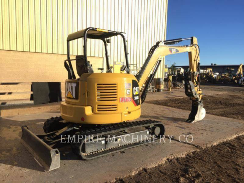 CATERPILLAR TRACK EXCAVATORS 304E2 ORTH equipment  photo 4