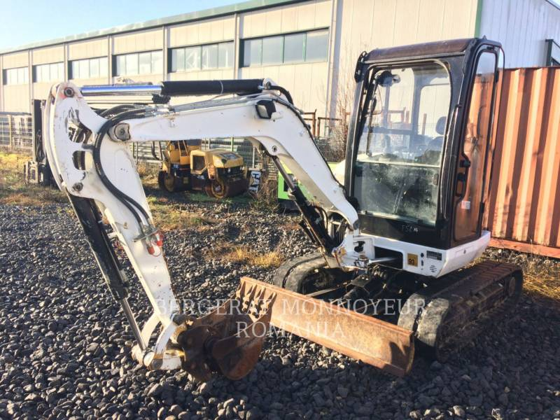 CATERPILLAR TRACK EXCAVATORS 302.7 D CR equipment  photo 1