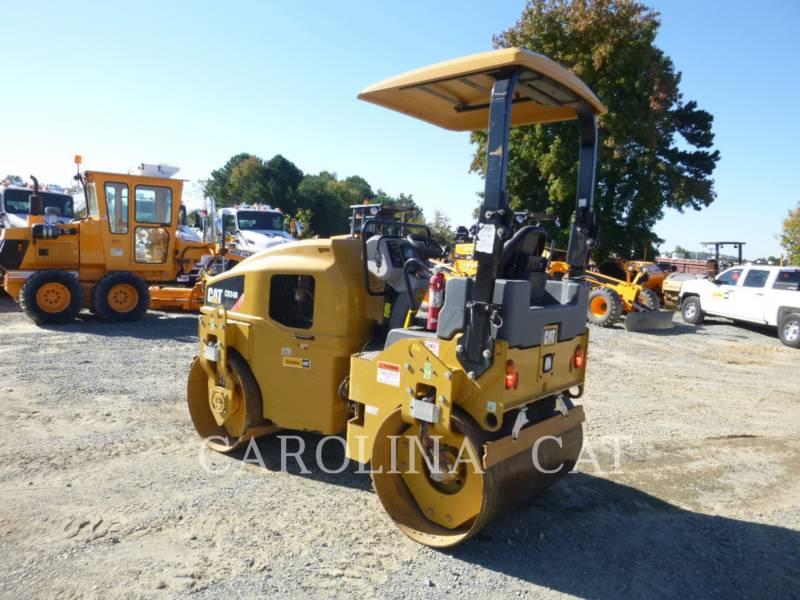 CATERPILLAR COMPACTEURS TANDEMS VIBRANTS CB34B equipment  photo 5