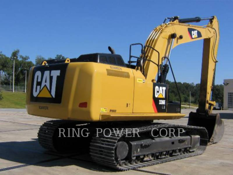 CATERPILLAR ESCAVADEIRAS 336EL equipment  photo 2
