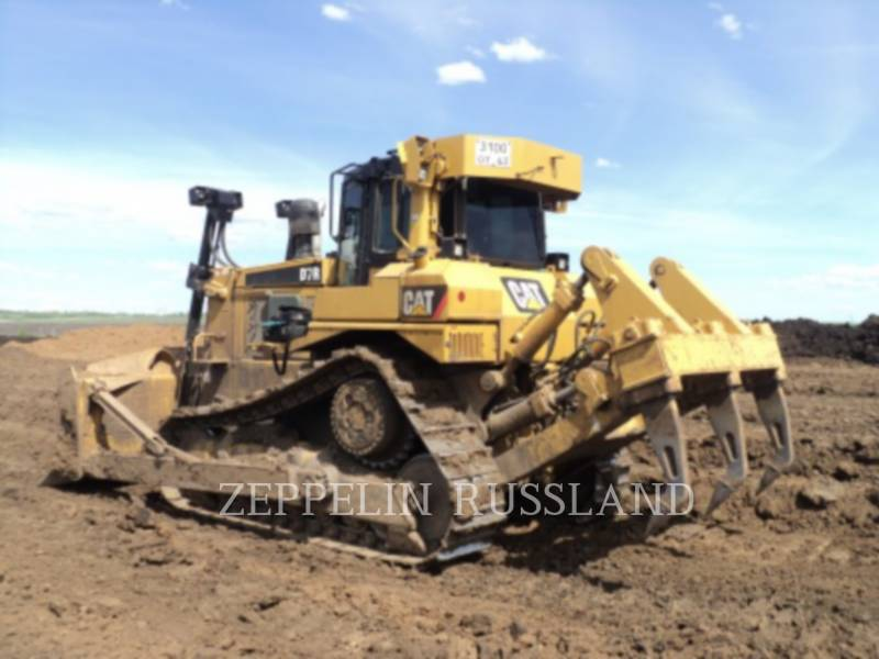 CATERPILLAR TRACTORES DE CADENAS D7R equipment  photo 3