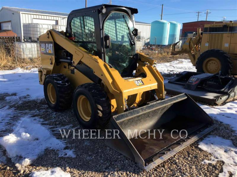 CATERPILLAR SKID STEER LOADERS 246D C3-H4 equipment  photo 1