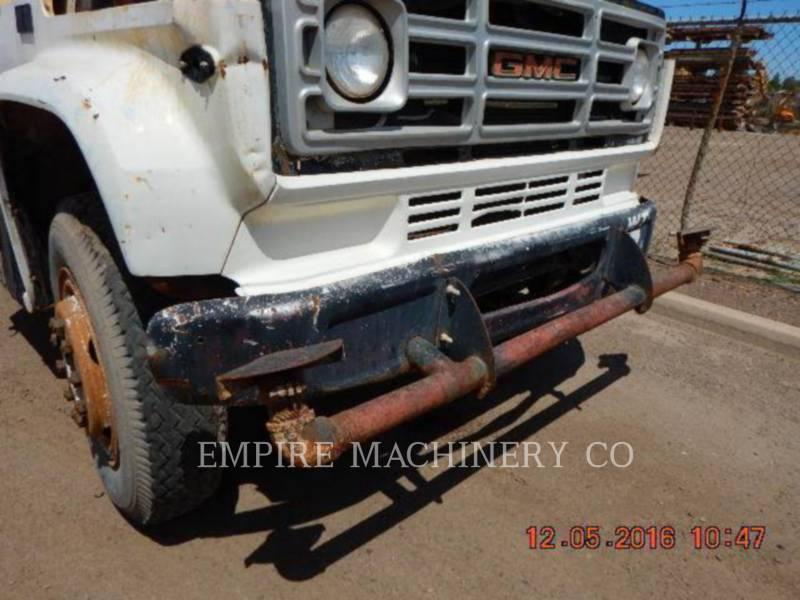 GMC WATER TRUCKS 2K WTR TRK equipment  photo 7