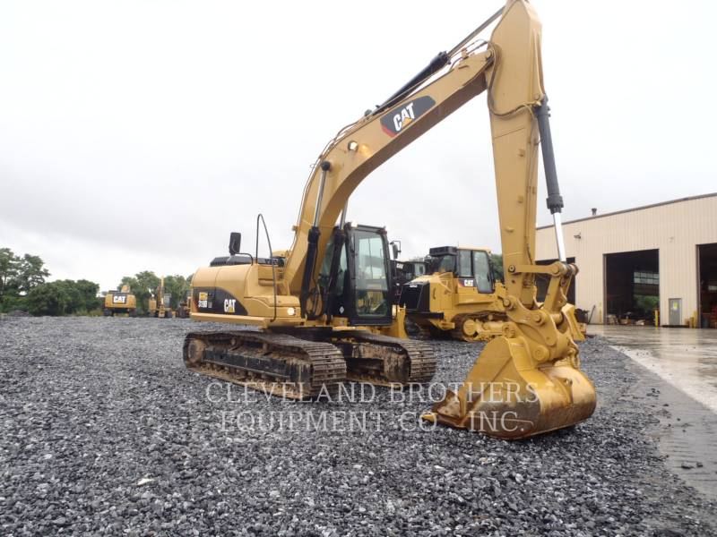 CATERPILLAR TRACK EXCAVATORS 319DLN equipment  photo 1