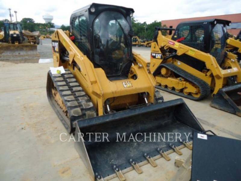CATERPILLAR CARGADORES MULTITERRENO 279 D equipment  photo 1
