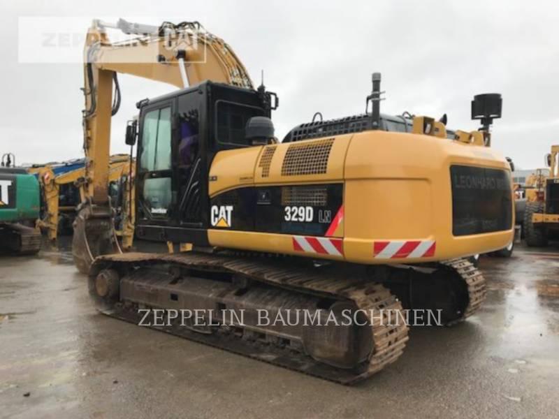 CATERPILLAR トラック油圧ショベル 329DLN equipment  photo 4