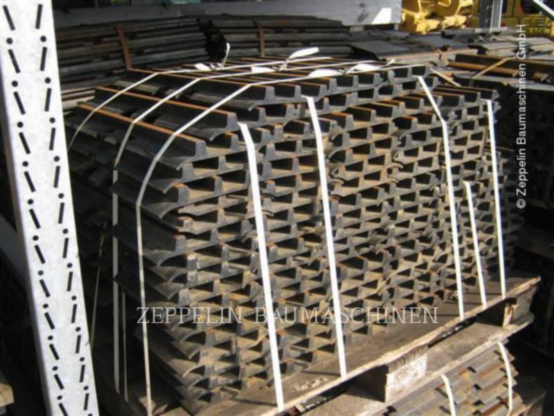 CATERPILLAR MISCELLANEOUS / OTHER EQUIPMENT BODENPLATTEN 600MM equipment  photo 1