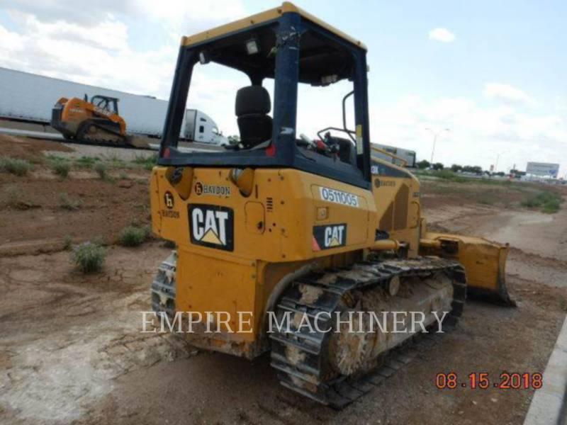 CATERPILLAR TRACK TYPE TRACTORS D3KXL equipment  photo 4