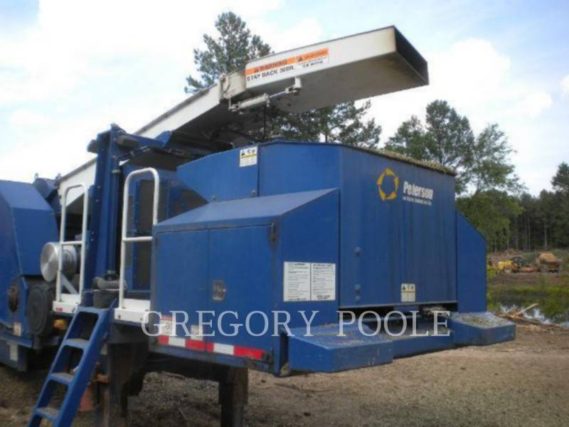 PETERSON Cippatrice, orizzontale 4300 equipment  photo 6