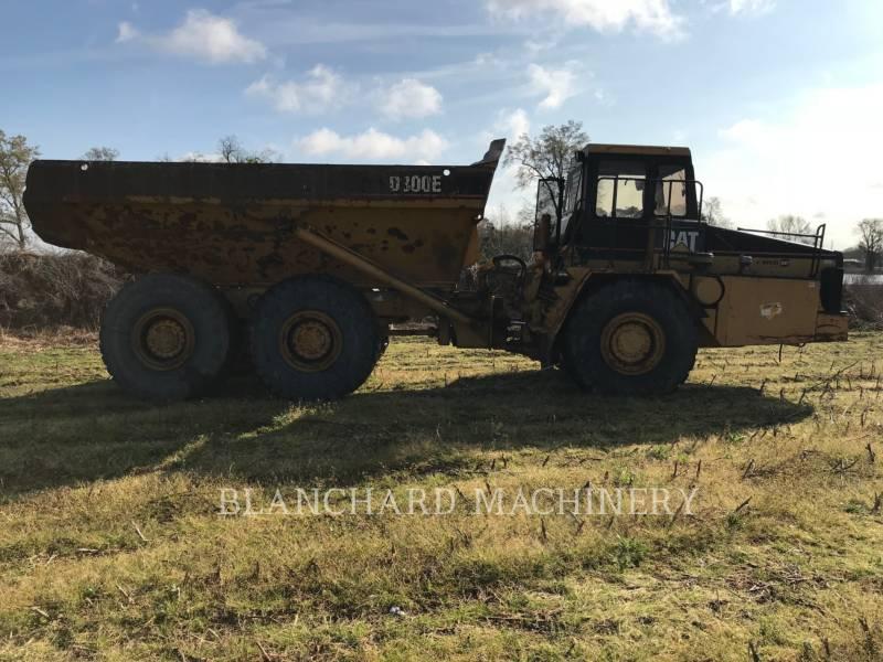CATERPILLAR ARTICULATED TRUCKS D300E equipment  photo 6