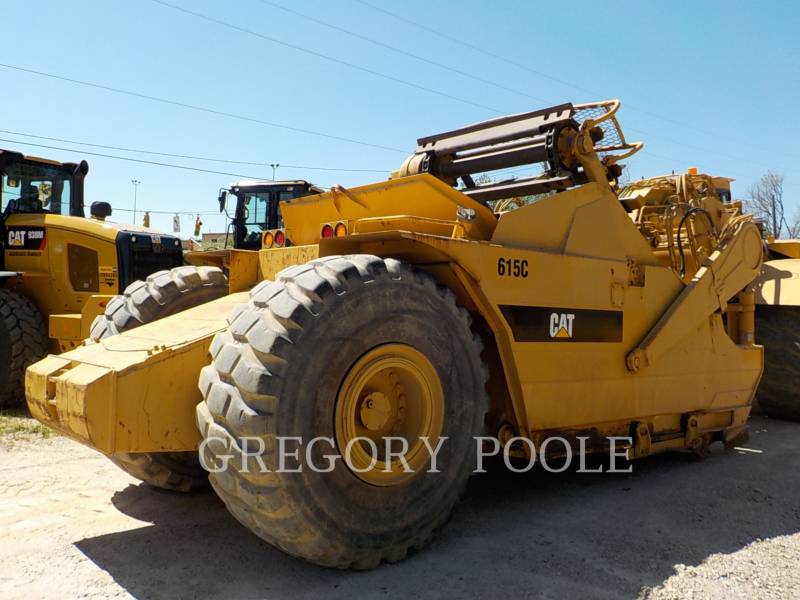 CATERPILLAR DECAPEUSES AUTOMOTRICES 615C II equipment  photo 10