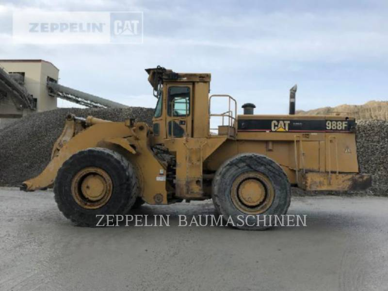 CATERPILLAR WHEEL LOADERS/INTEGRATED TOOLCARRIERS 988F equipment  photo 8