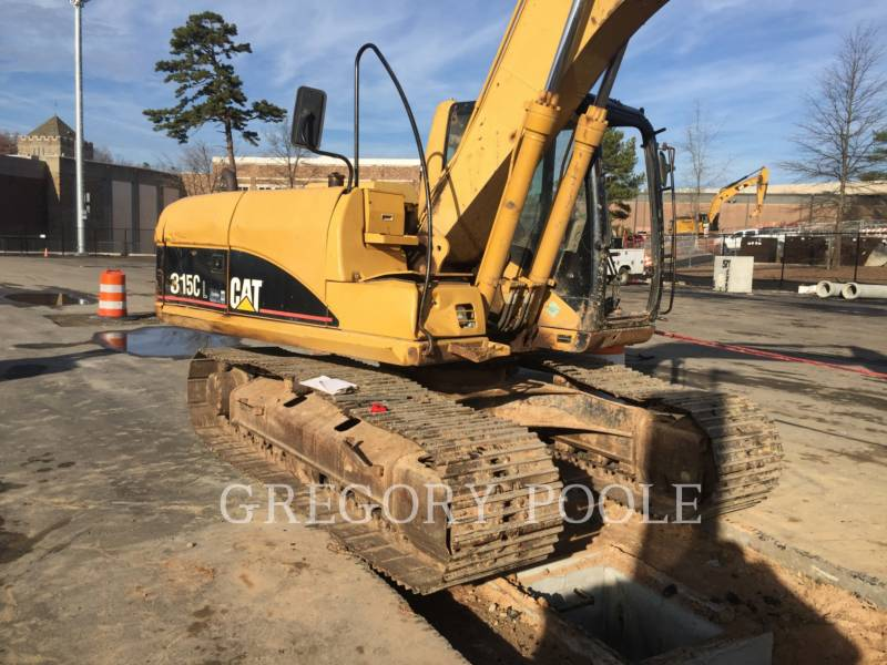CATERPILLAR EXCAVADORAS DE CADENAS 315CL equipment  photo 1