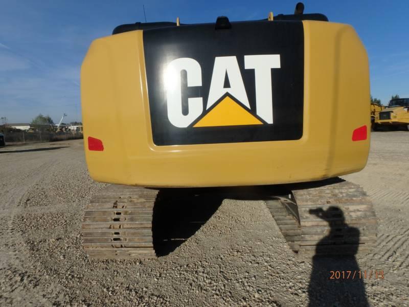 CATERPILLAR TRACK EXCAVATORS 323FL equipment  photo 6