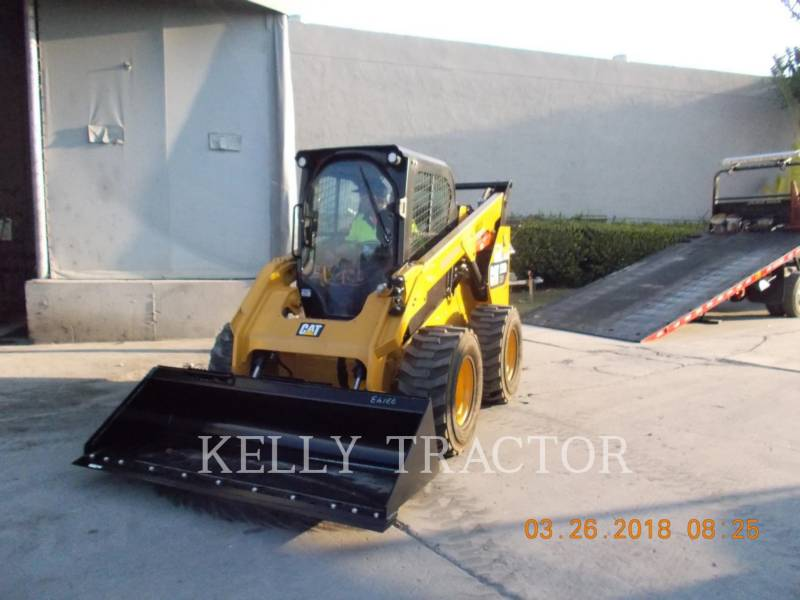 CATERPILLAR MINICARGADORAS 272D2XHP equipment  photo 1
