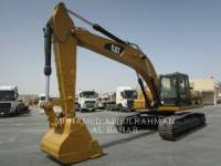 Equipment photo CATERPILLAR 329 D L REACH PELLES SUR CHAINES 1
