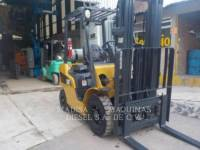 CATERPILLAR LIFT TRUCKS ELEVATOARE CU FURCĂ 2P5000 equipment  photo 4