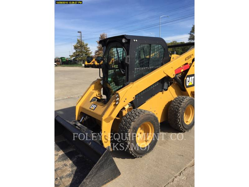 Caterpillar MINIÎNCĂRCĂTOARE RIGIDE MULTIFUNCŢIONALE 272DSTD2CA equipment  photo 1
