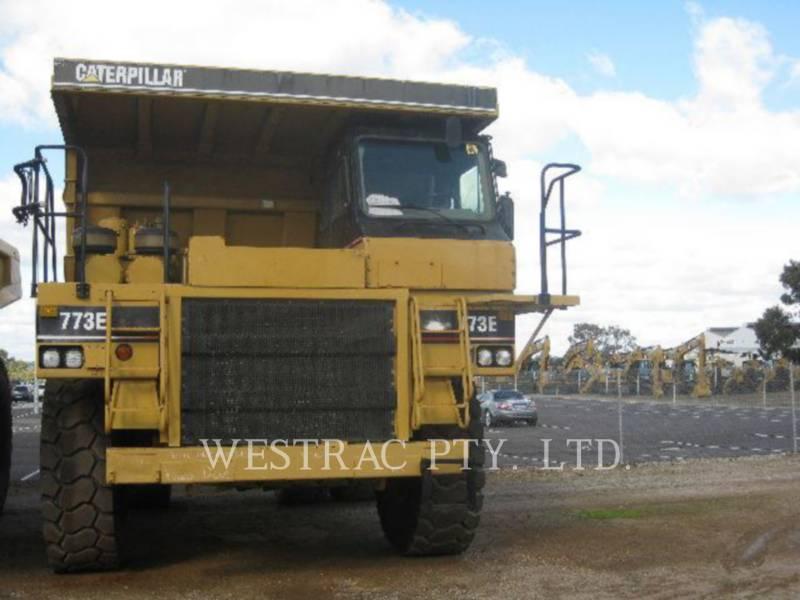 CATERPILLAR OFF HIGHWAY TRUCKS 773 E equipment  photo 2