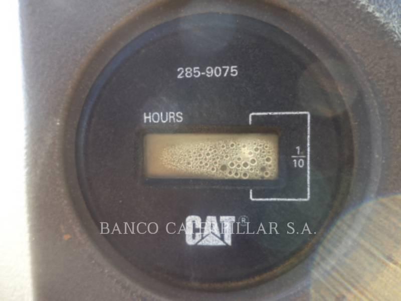 CATERPILLAR VIBRATORY SINGLE DRUM PAD CP-533E equipment  photo 5