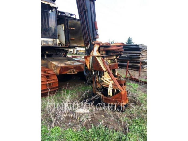 TIMBCO FORESTAL - TALADORES APILADORES - DE CADENAS T445D equipment  photo 4