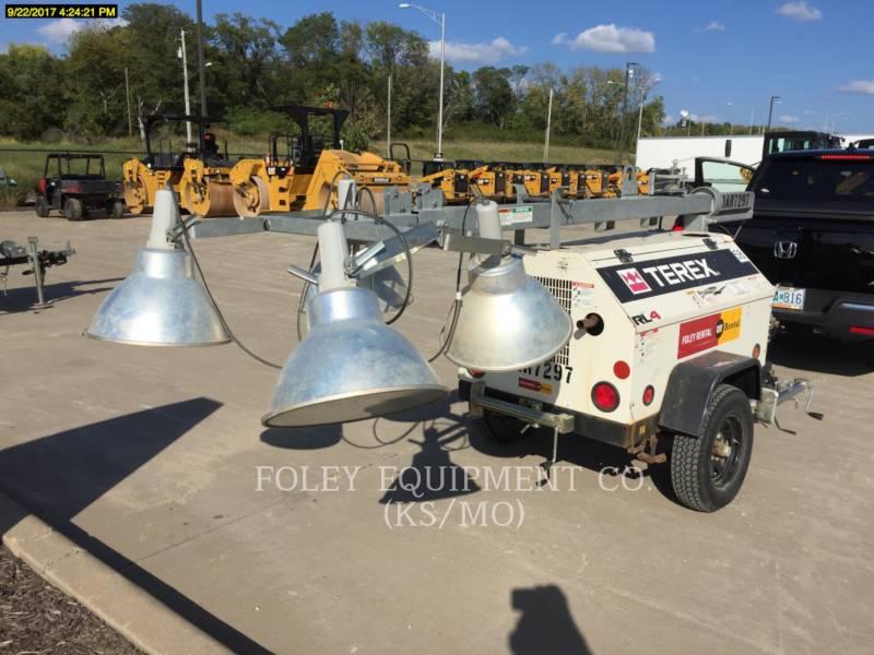 TEREX CORPORATION LIGHT TOWER RL4 equipment  photo 2