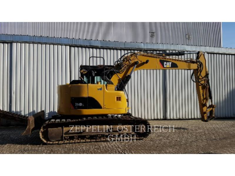 CATERPILLAR TRACK EXCAVATORS 314DLCR equipment  photo 8