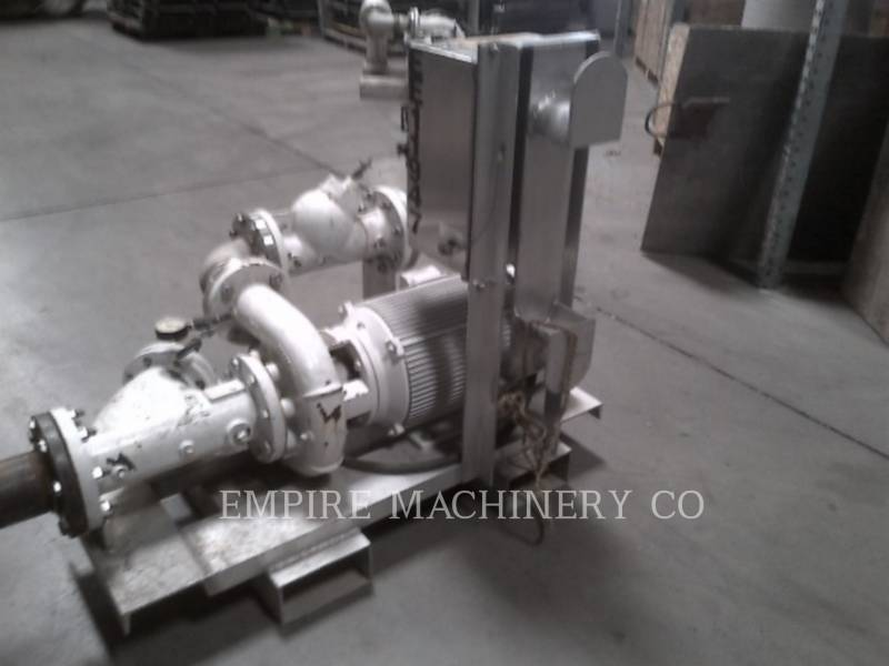MISC - ENG DIVISION HVAC : CHAUFFAGE, VENTILATION, CLIMATISATION PUMP 25HP equipment  photo 3