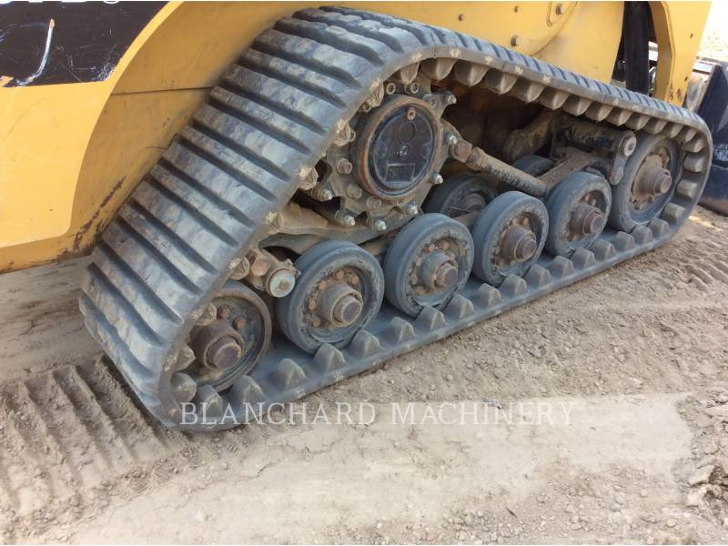 CATERPILLAR DELTALADER 257B3 equipment  photo 13