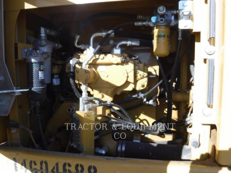 CATERPILLAR ESCAVATORI CINGOLATI 323FL equipment  photo 9