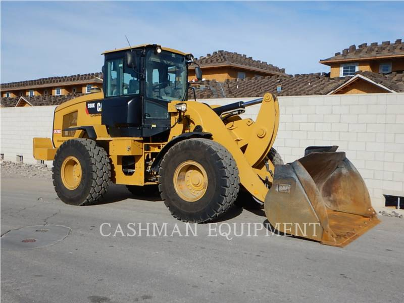 CATERPILLAR INDUSTRIAL LOADER 938K equipment  photo 2
