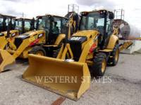 Equipment photo CATERPILLAR 420F2 CHARGEUSES-PELLETEUSES 1