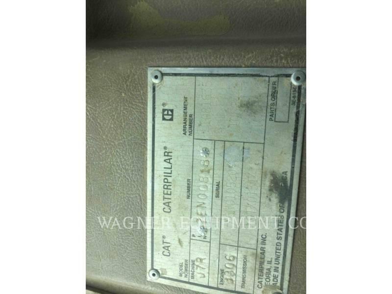 CATERPILLAR TRACK TYPE TRACTORS D7R DS equipment  photo 5