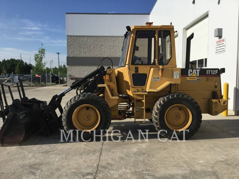 CATERPILLAR WHEEL LOADERS/INTEGRATED TOOLCARRIERS IT12F equipment  photo 13